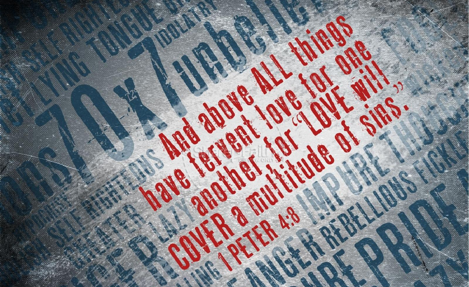 1 Peter 4:7-11 - End-Time Ethics | Jesus: The Way, The Truth, & The Life
