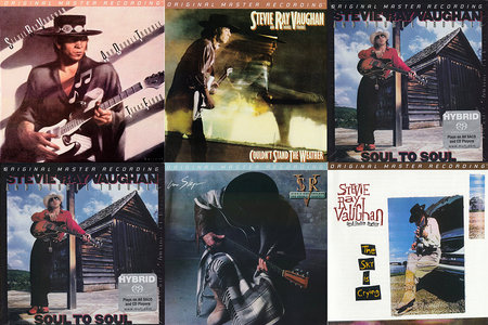 Stevie Ray Vaughan Amp Double Trouble 1983 1991 Flac