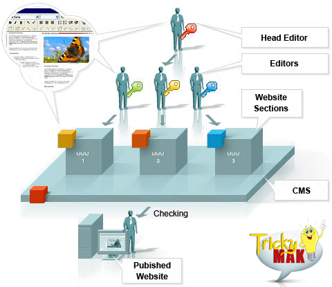 Content Document Management System