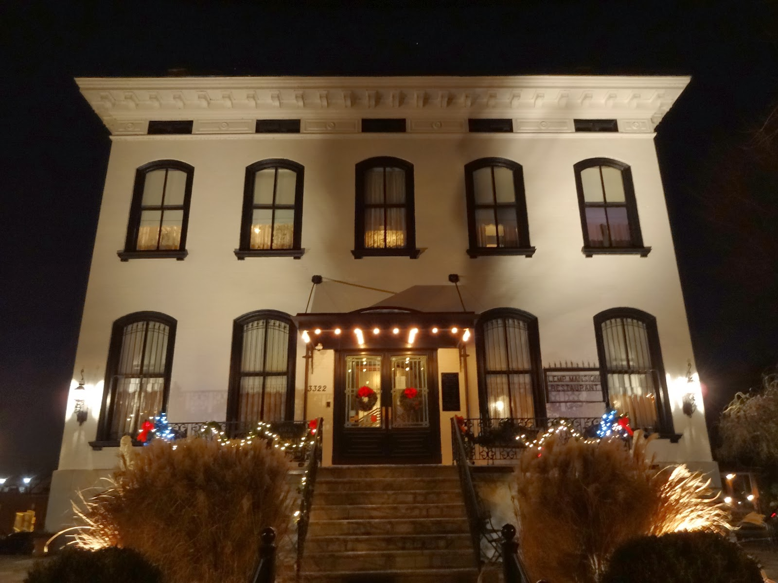 Craves, Caves, & Graves: Lemp Mansion Overnight