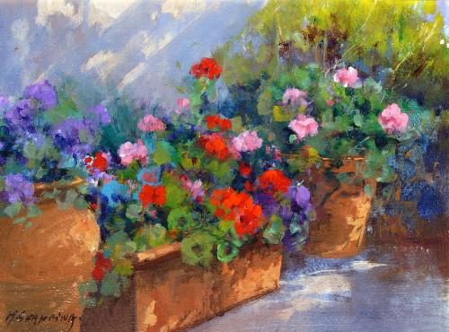 Gardens By Maria: Maria Serafina Tribunella, 1955