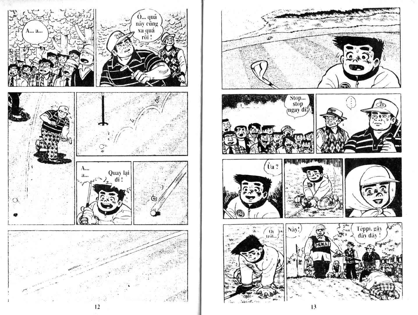 Ashita Tenki ni Naare chapter 41 trang 5