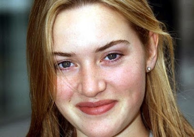 Kate Winslet beautiful rare photo
