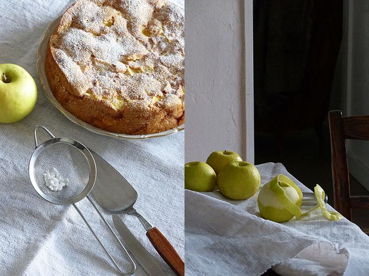 torta di mele senza burro_S&V