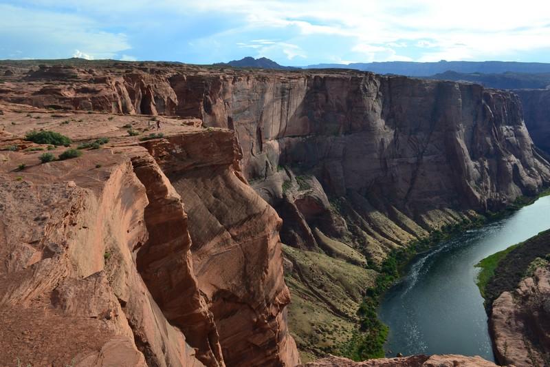 Horseshoe Bend, utha, canyon