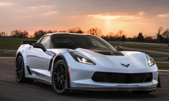 2018 Chevrolet Corvette Grand Sport Review