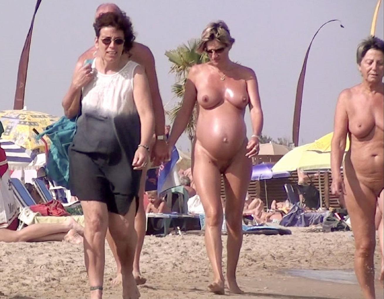 Cap de age naked