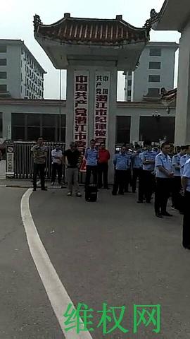 湖北潜江、广西大批退伍军人在政府门口维权 要求落实安置政策解决生存问题