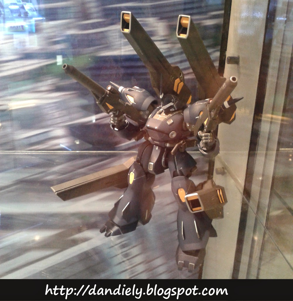 Kampfer Amazing - Gunpla - Gundam Model Kit Contest 2014 Philippines