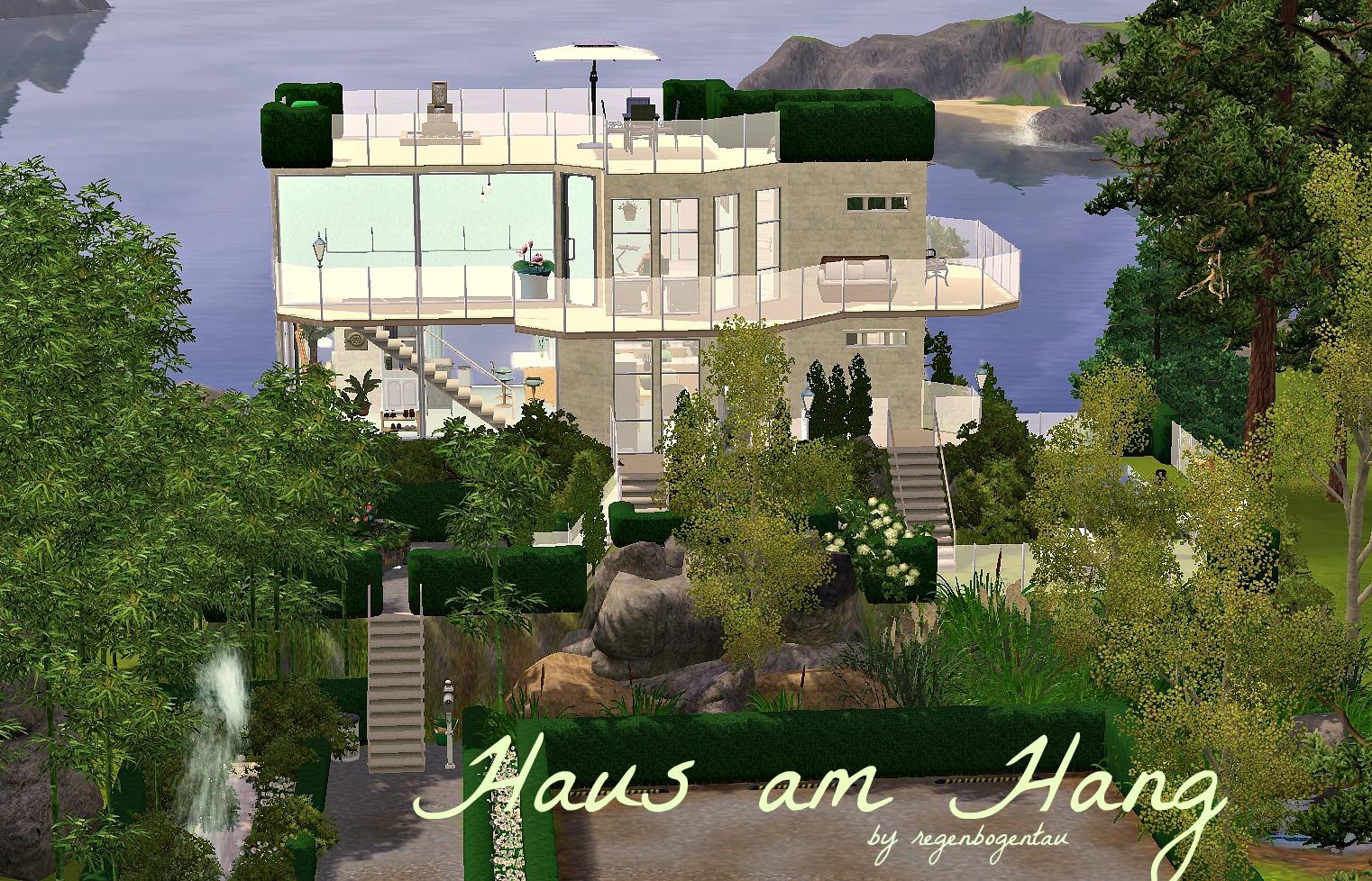 Regenbogentau s basteleien - Sims 4 dach bauen ...