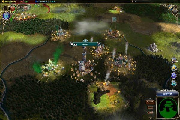 Warlock Master of the Arcane (2012) Full Version PC Game Cracked
