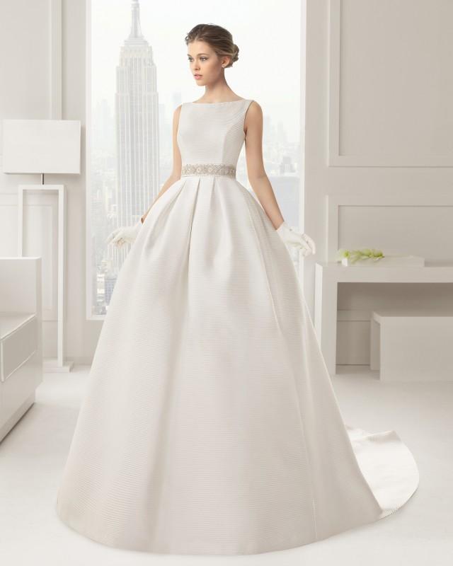 hermosos vestidos de novias | colección rosa clara 2016 | somos novias