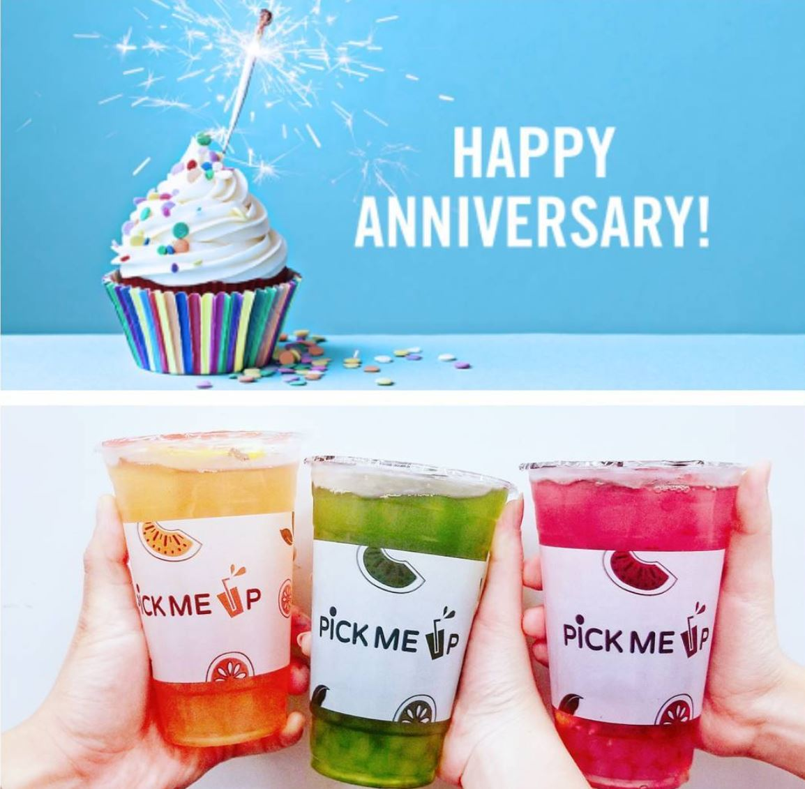 All October | Buy 1 Drink, Get 2nd For Just $1 @ Pick Me  Up Tea House - Garden Grove