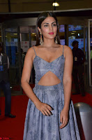Rhea Chakraborty in a Sleeveless Deep neck Choli Dress Stunning Beauty at 64th Jio Filmfare Awards South ~  Exclusive 011.JPG