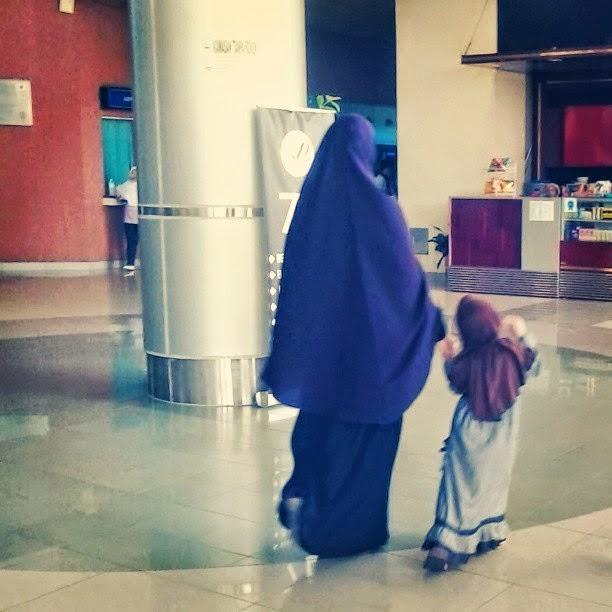 hijab syari untuk muslimah