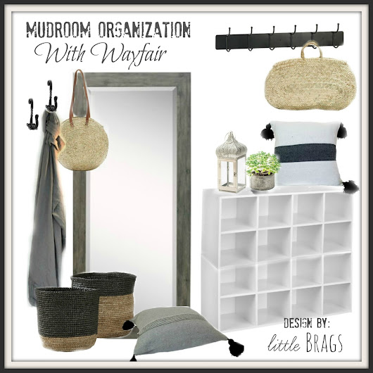 Project Mudroom Organization