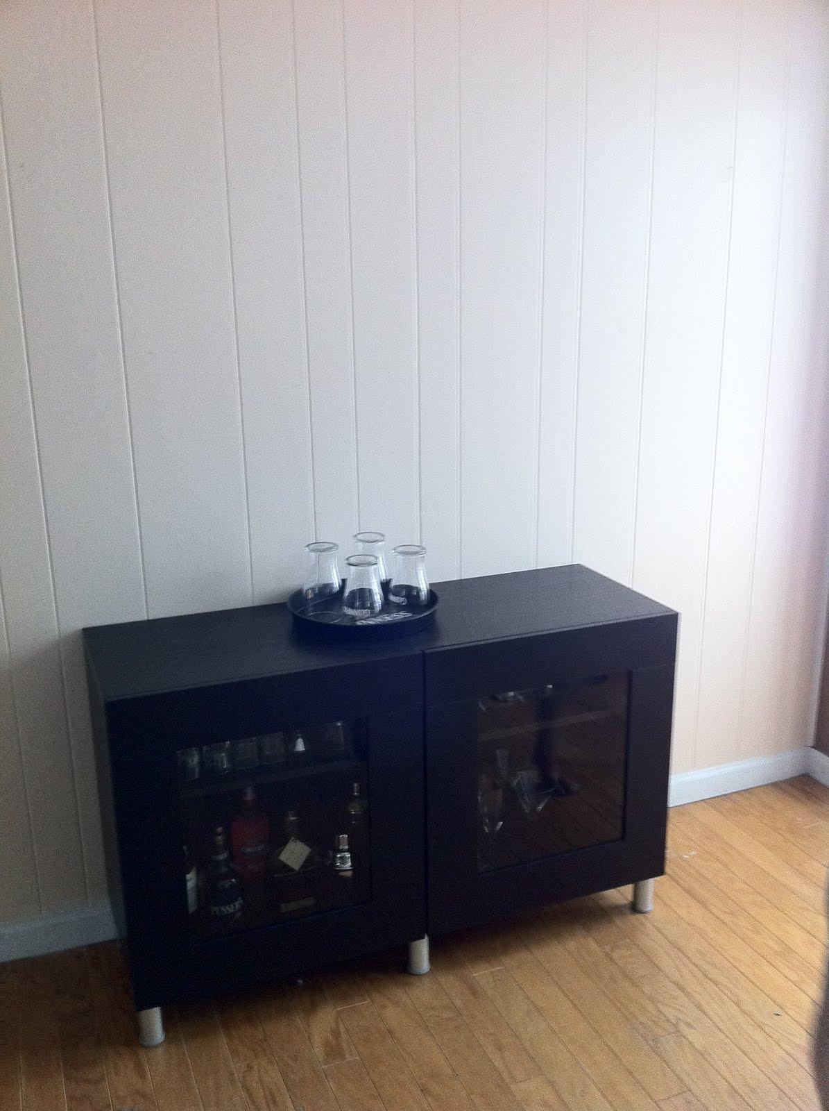 Liquor Cabinet Ikea