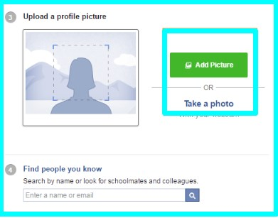 how to create your facebook account