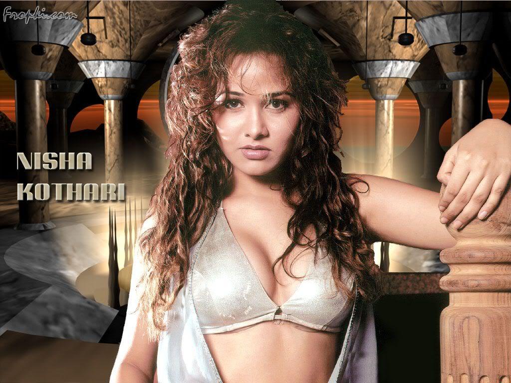 Nisha kothari sex scene
