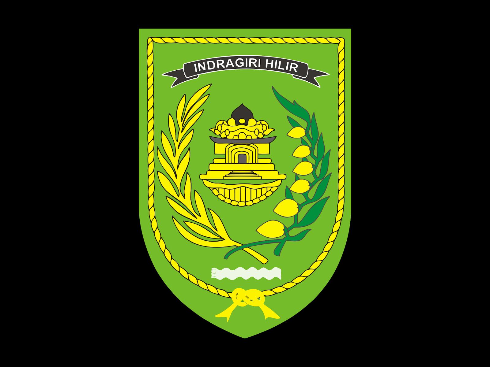Warung Vector Logo Kabupaten Indragiri Hilir Vector Cdr Png Hd