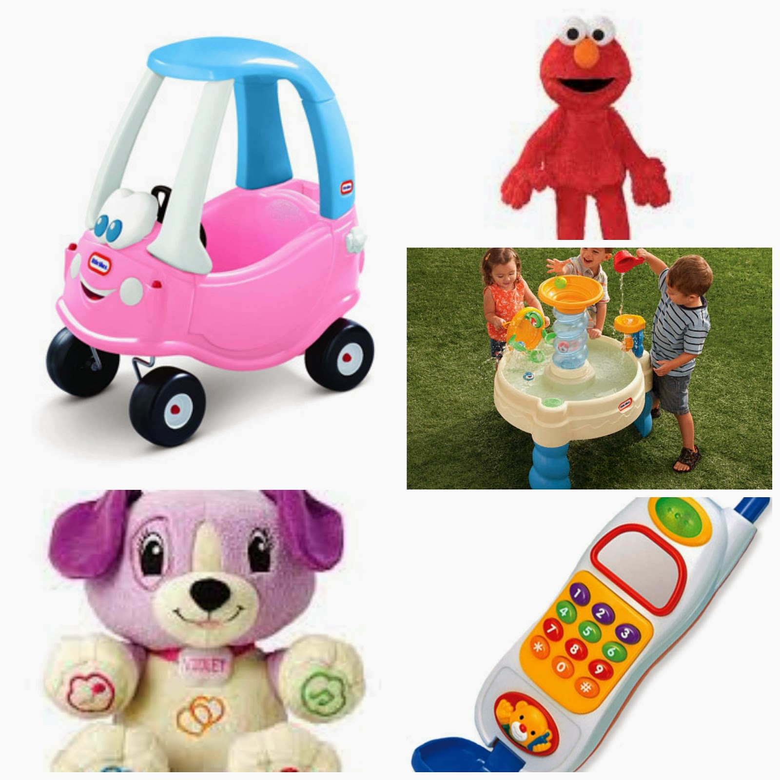 Gifts Ideas for a 1 Year Old Girl Building Our Story