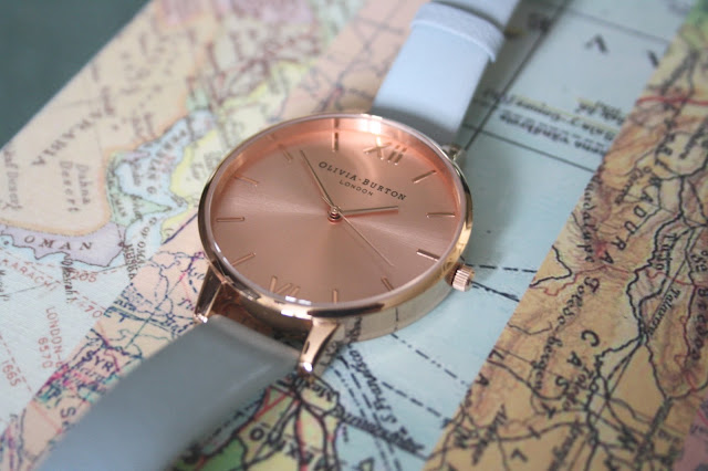 21st birthday presents, olivia burton, olivia burton watch, rose gold