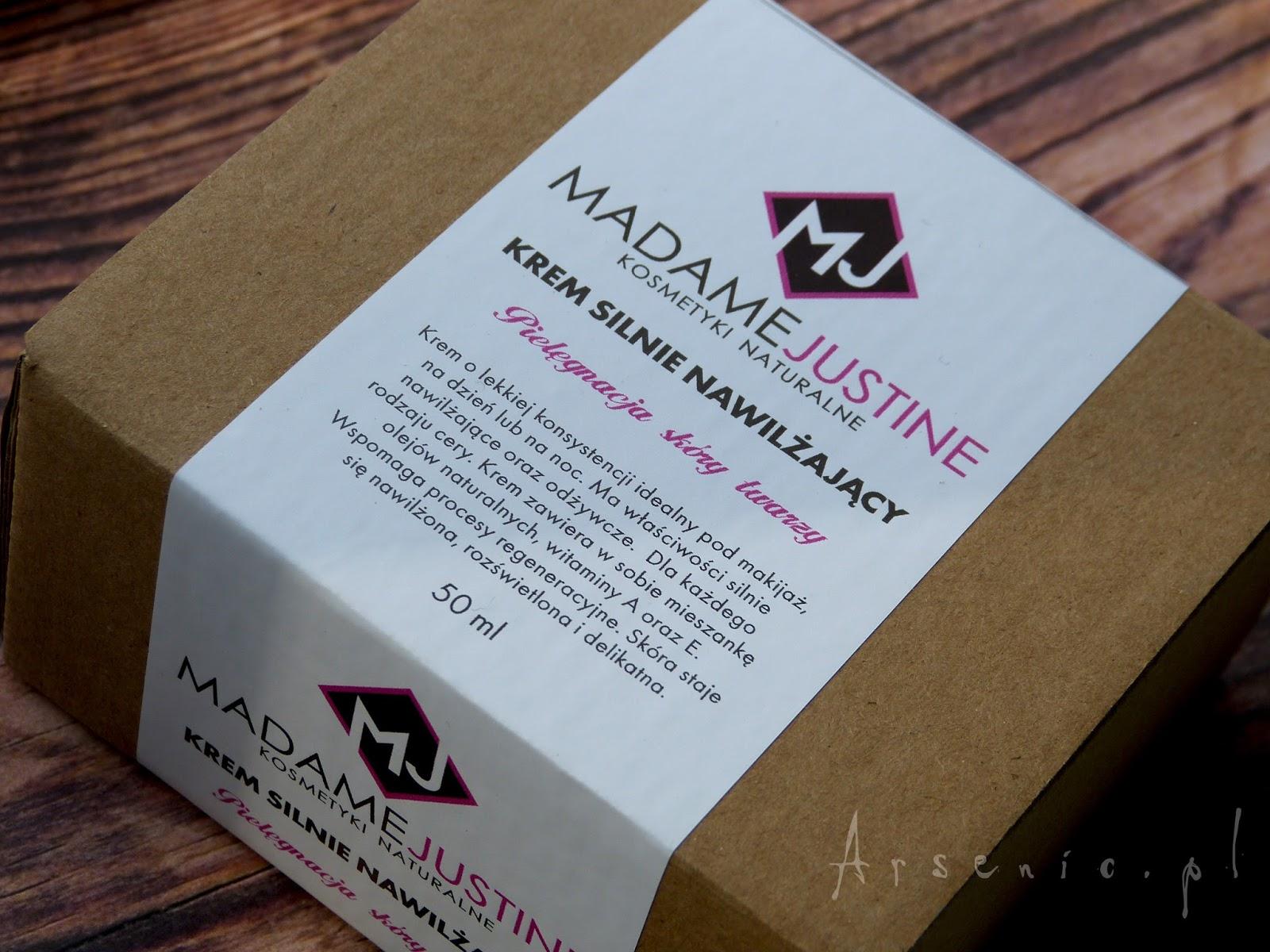 Madame Justine - nowa, obiecująca marka na rynku kosmetyków naturalnych