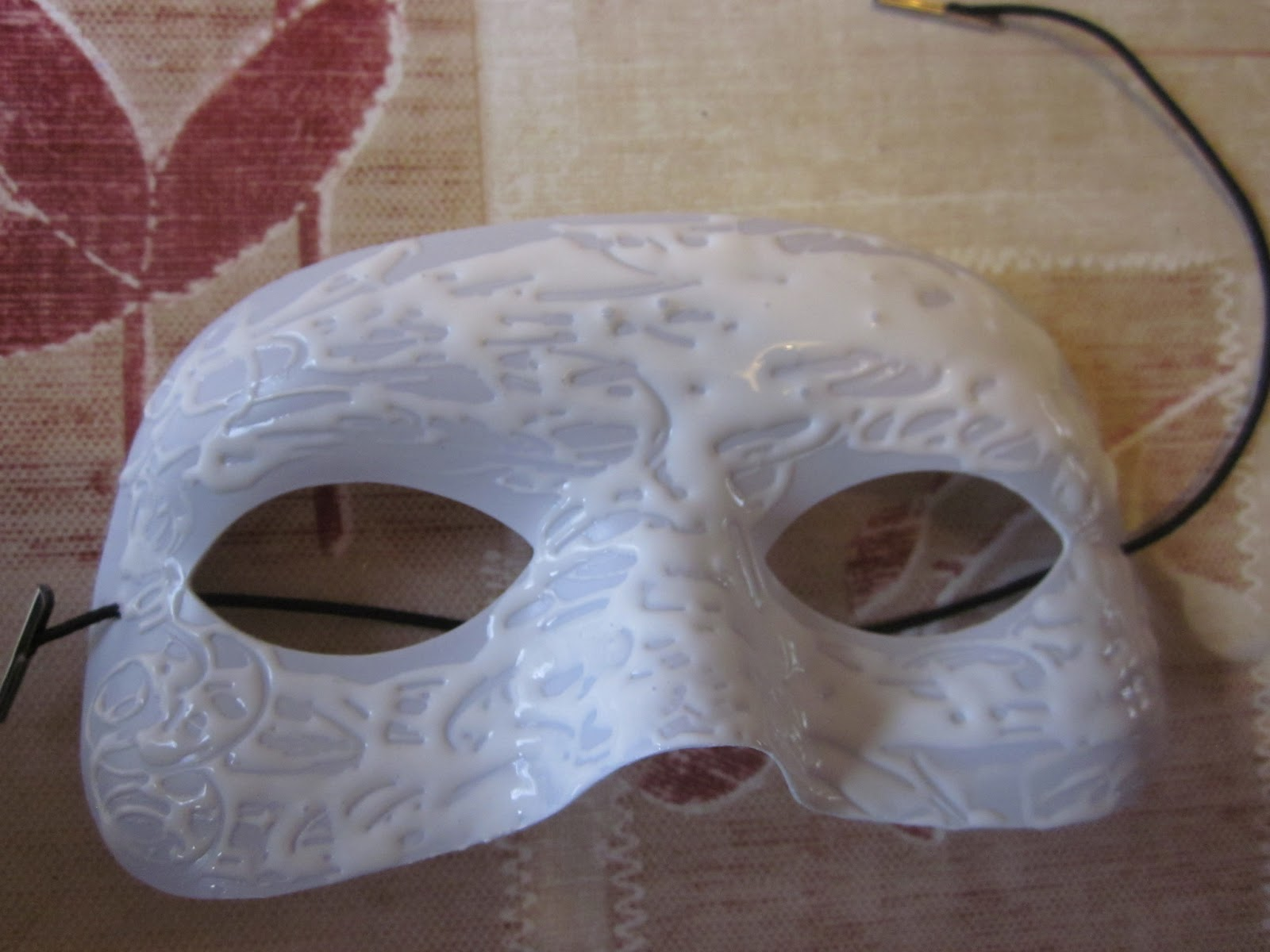 Mrs Craftypants: Quick and Easy Masks to Make