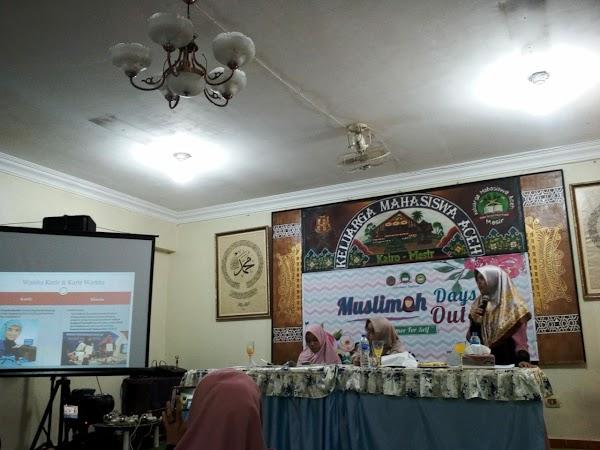 """Muslimah Days Out 2: """"Pemuda Sebagai Pilar Kebangkitan"""""""