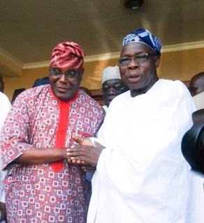 Obasanjo, Atiku, Duke, Others Linked To New Political Party; Tinubu's Name Too Filters Ahead 2019