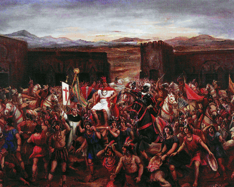 Capture of Atahualpa