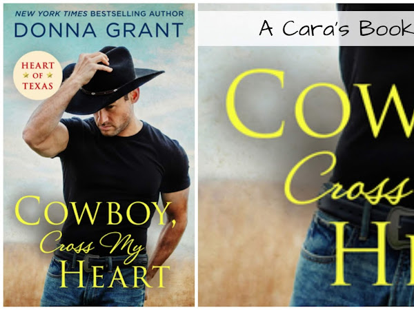 Cowboy, Cross My Heart by Donna Grant Review