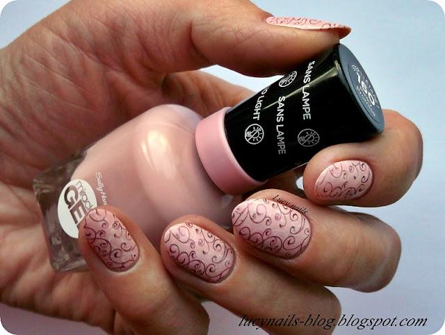 Sally Hansen Miracle Gel nr 160 Pinky Promise