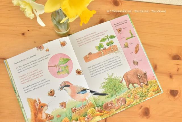 Montessori-inspirierte Oster- und Frühlingsbücher. Kinderbücher mit viel Sachwissen.