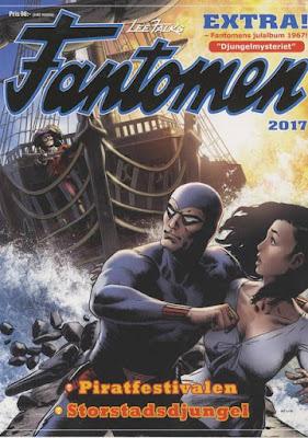 Serier: Fantomen 2017