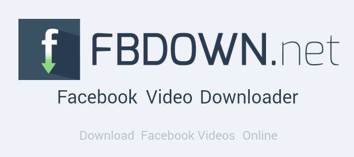 fbdown.net download videos
