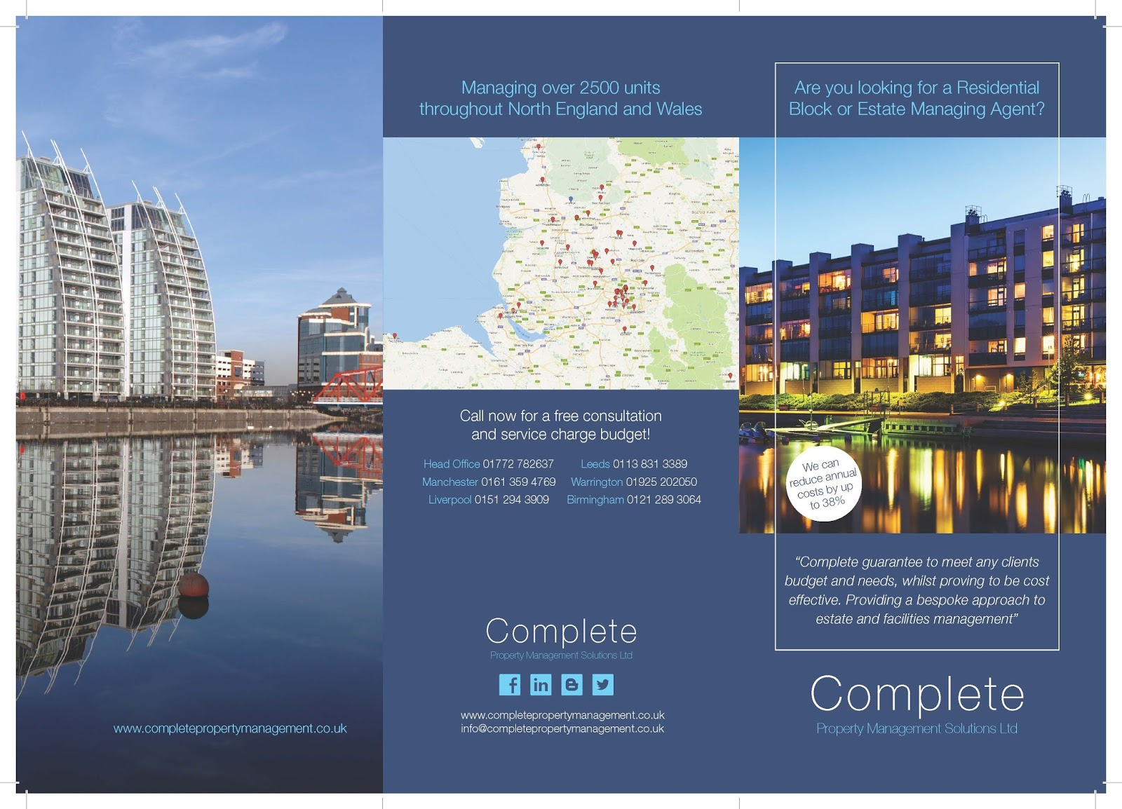 property managment evaluation