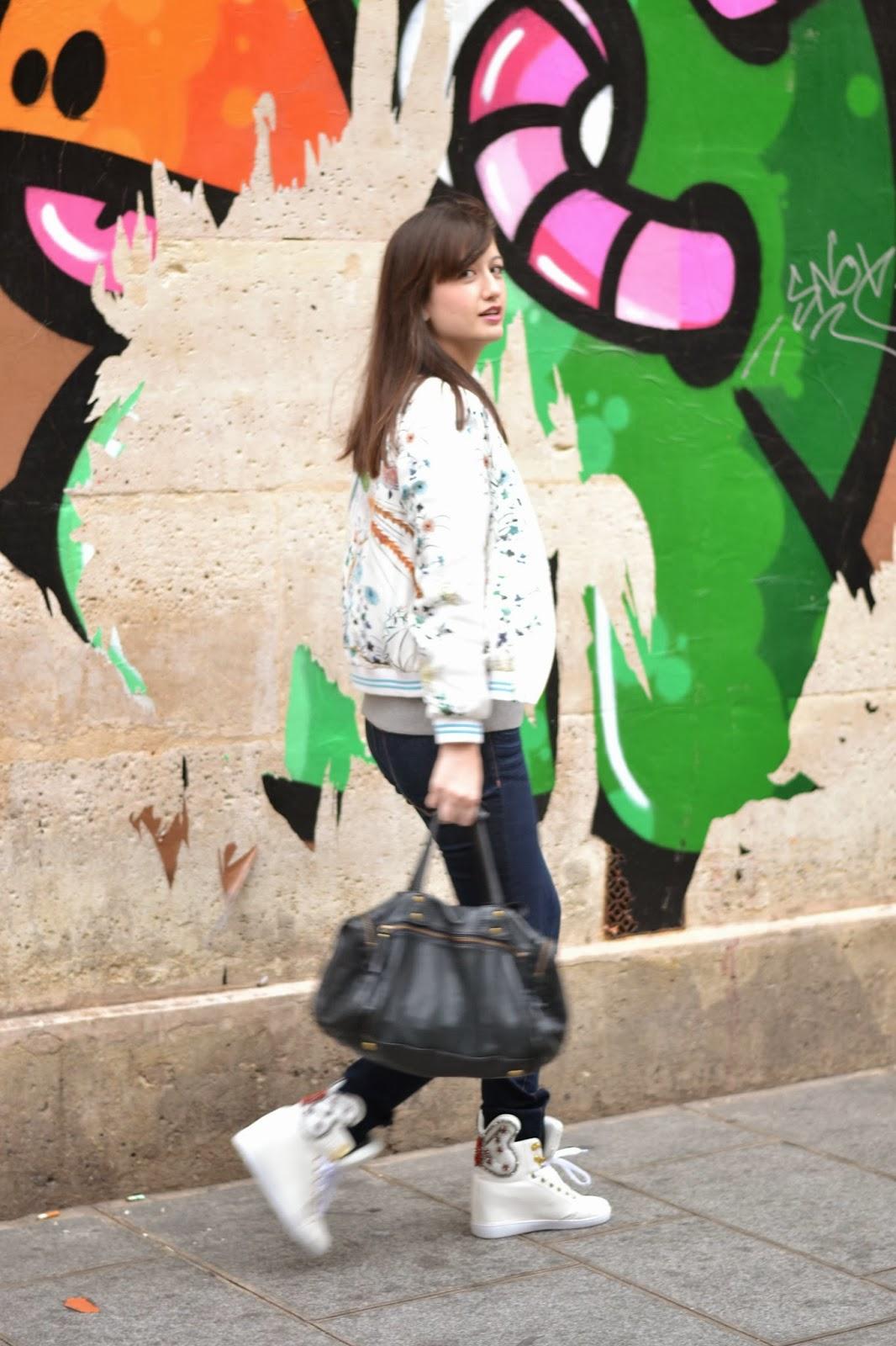巴黎街头艺术