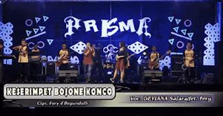 Lirik Lagu Keserimpet Bojone Konco - Deviana Safara