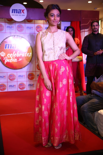 Actress Radhika Apte in Tavisha Collection from MAX Fashion