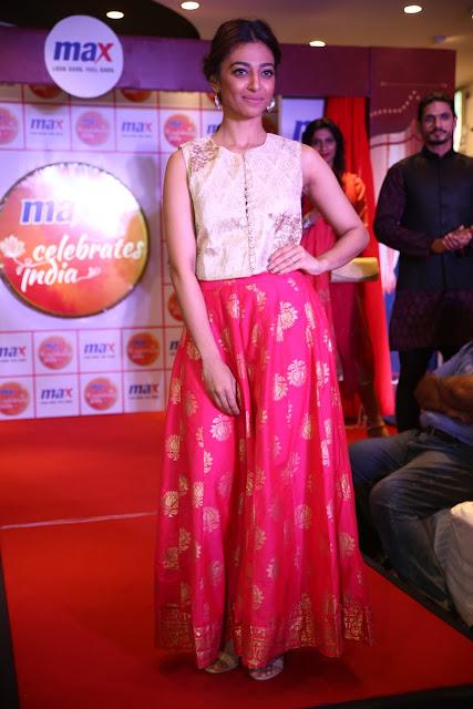 Actress Radhika Apte in Tavisha Collection from MAX Fashion