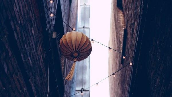Between Walls of Streets