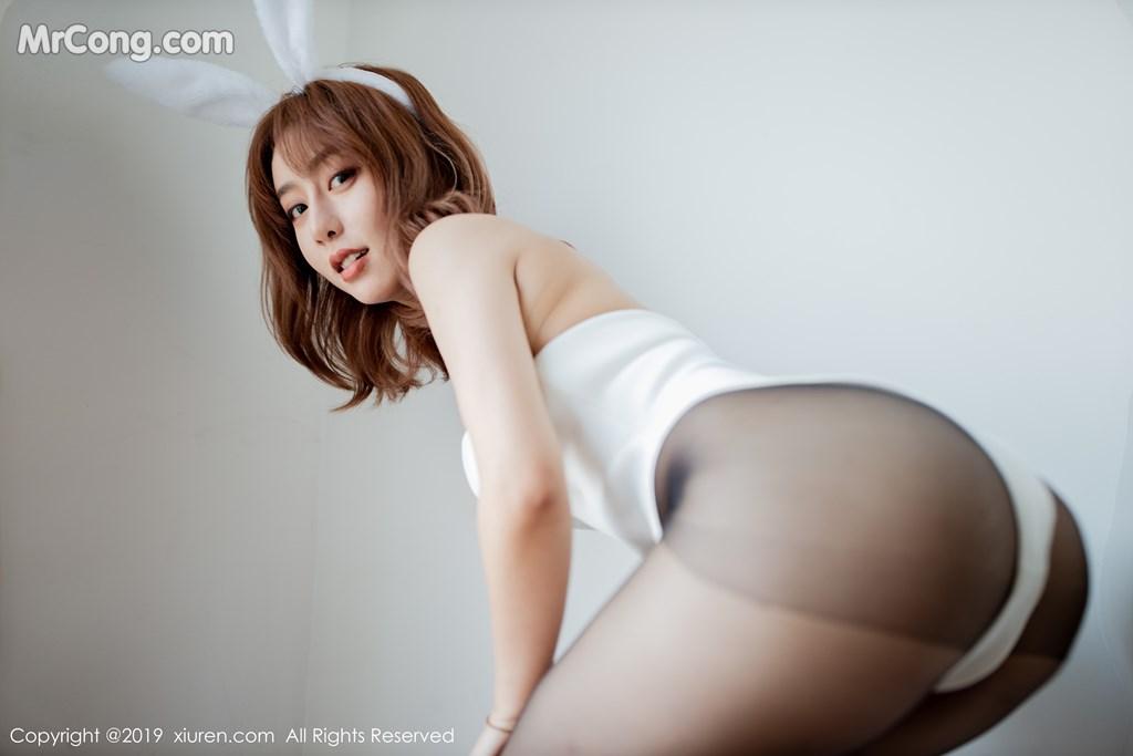 Image XIUREN-No.1654-NM-MrCong.com-035 in post XIUREN No.1654: 糯米NM (40 ảnh)