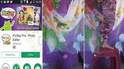 cara membuat picsay pro / gambar picsay pro
