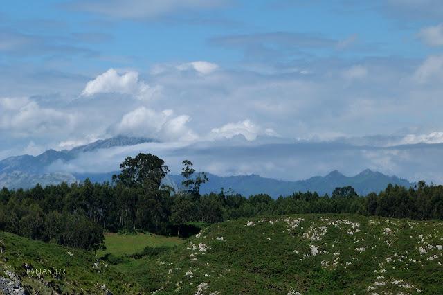 Sierra del Sueve Asturias