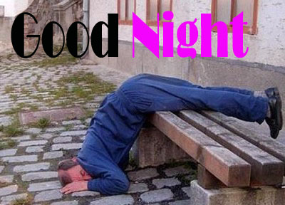 Funny & Awkward Good Night Position