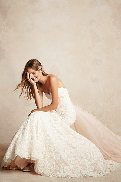 First Look: Beautiful New Gowns from BLISS Monique Lhuillier