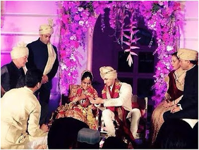 Salman Khans sister Arpita Khan wedding
