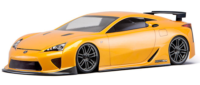 Protoform Lexus LFA 200mm
