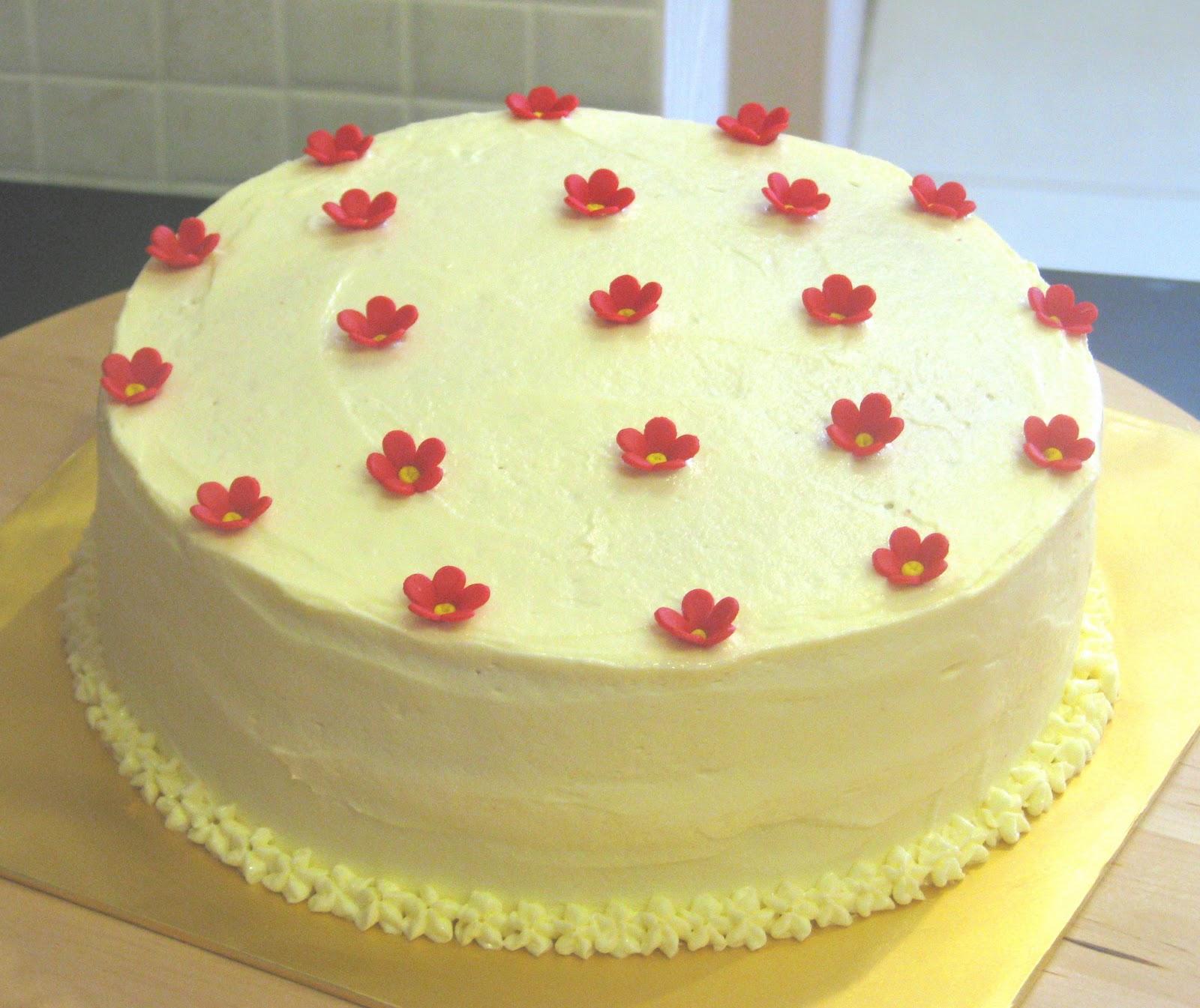 Traditional Southern Red Velvet Cake